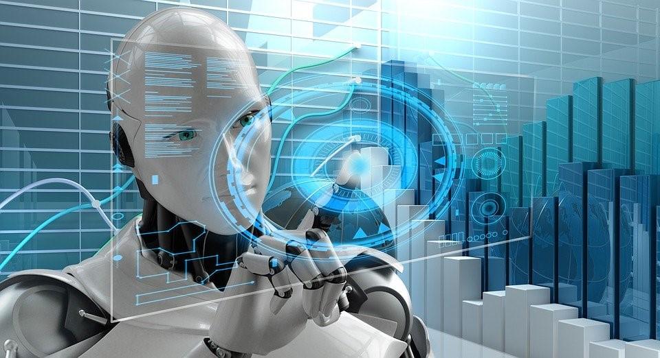 AIによる業務効率化イメージ
